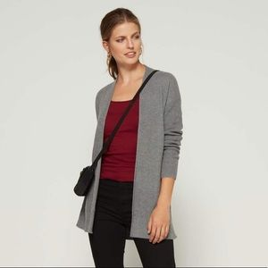 Gap Open-Front Knit Cardigan